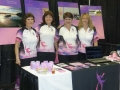 Calgary Women's Show: Wendy, Allie, Dorey, and Terri