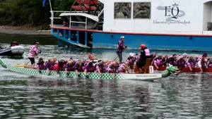Edmonton Festival 2015 Breast Cancer Race