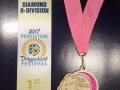 1st place medal