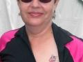 Dorey shows her tattoo
