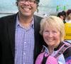 Deidre with Mayor Nenshi