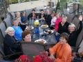 The patio group