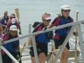 Betty Lynda _amp_ Marilyn leaving the dock