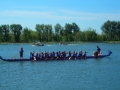 Paddling to the Start Line