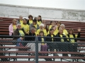 The Relay: In the Stands