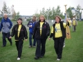 The Relay Parade: Sandra, Wendy, and Allie